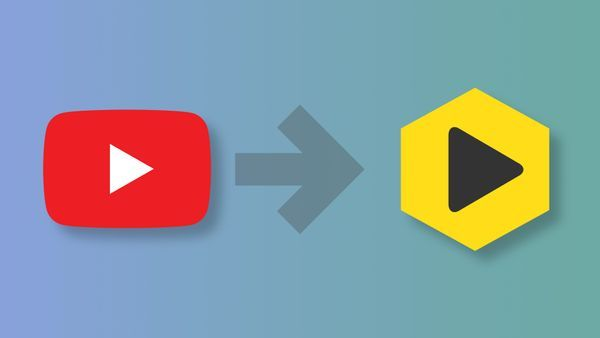 Feature highlight: Automatic YouTube conversions